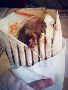 Kebab in Catania