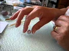 How to make European (pandora style) beads from polymer clay. Great clear tutorial by Anita Dickson from Lillydee Jewellery. bead making tutorials, pandora style, clays, jewelry tutorials, how to make clay beads, polymer clay tutorials, polymer clay european beads, polym clay, clear tutori