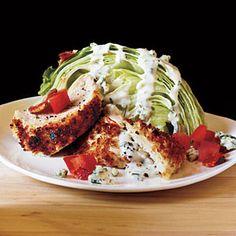 Chicken BLT Salad Recipe | MyRecipes.com Mobile