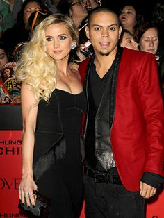 Congratulations to Ashlee Simpson and Evan Ross!