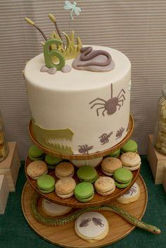 """Creepy Crawly Birthday """