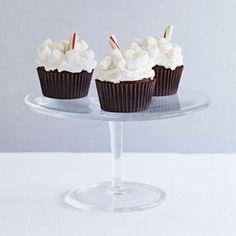 Hot Chocolate Cupcakes!