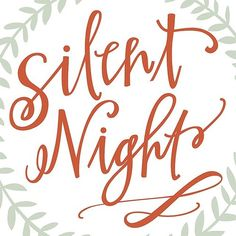 Silent Night #handle