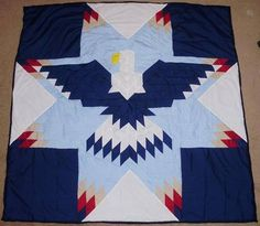Lonestar Eagle Quilts with FREE Pattern