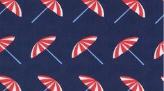 Beach Umbrellas from It's a Shore Thing by Dear Stella