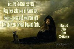 Protection prayer for Children