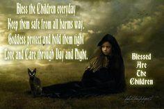 Protection prayer for Children