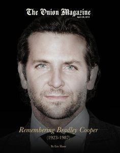 Remembering Bradley Cooper (1923-1987)