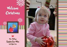 How NOT to take a Christmas card photo | Peanut Blossom