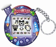 TAMAGOTCHI...I remember my dad took me all the way to Toys-R-Us in Johnson City to get this one night :) I HAD to have one. LOL