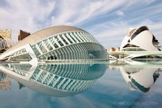 City of Arts and Sciences in Valencia - Home - My Stories in Pictures