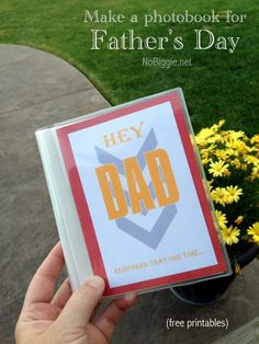 Fathers Day photobo