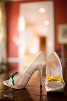 My #Baylor wedding shoes!