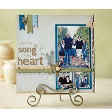 ctmh autumn/ winter 2012 cataloge p.97. Ideas using Sweet Music stamp set.