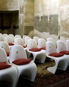 Panton Chair Turns 50   Yatzer