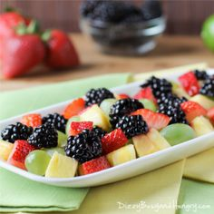 Berry Delicious Fruit Salad