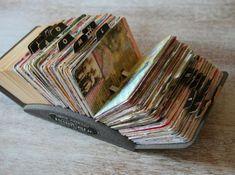 art journal scrapadex