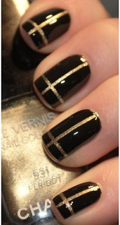 Love this look?  Check out Jamberry Gold Streak http://staciaporter.jamberrynails.net/home/ProductDetail.aspx?id=1520#.UpZXG9K39yw