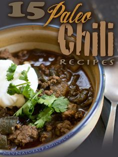 15 of the Best Paleo Chili Recipes food recip, clean eat, chicken chili, 15 paleo, chilis, paleo chili, chili recipes, healthi food, paleo recip