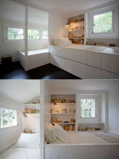 Habitaciones pequeñas de niños