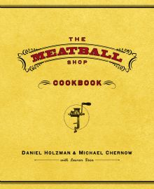 Daniel Holzman & Michael Chernow were NYC restaurant chefs who opened their own place, The Meatball Shop, to make what they do best.