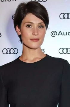 Gemma Arterton, grown out pixie - #Arterton #Gemma #grown #Pixie