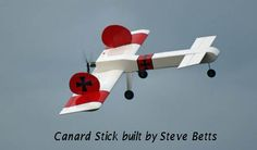 canard stick -by Steve Betts