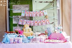 This is the best site for party ideas.  Especially for kids theme!  so awesome!