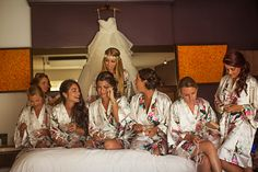 hard rock punta cana wedding. {isabella + luke} bridesmaids.