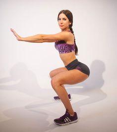 squat, ass workout, best ass, jen selter workout, glute workouts, exercises for butt, fit motivation, leg workouts, butt workout