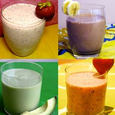 Celebrate Your Love of the Smoothie With These Refreshing Ideas