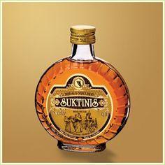 Suktinis - honey based alcohol drink