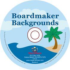 Boardmaker®Backgrounds