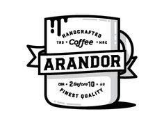 Arandor Handcrafted Coffee by Nick Slater
