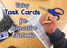 Mastering Main Idea using Task Cards-Simply Skilled in Second