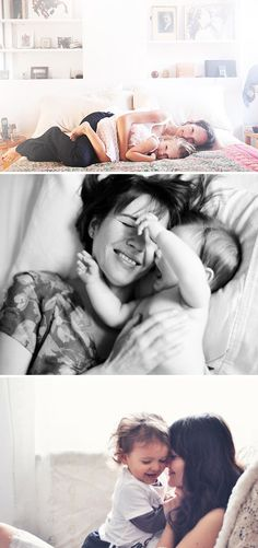 Mommy/Baby photo ideas
