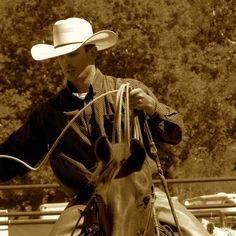Handsome Cowboy - Wil Stubenberg, Photographer
