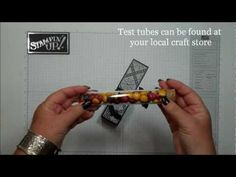 ▶ Test Tube Holder with Dawn - YouTube