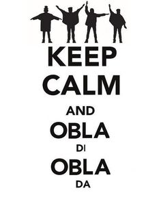 Life goes on.. Haha love this Keep Calm Sign. Definitley my favorite.
