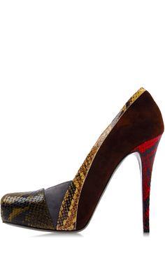 #Stunning Women Shoes #Shoes Addict #Beautiful High Heels #Wonderful Shoes #Shoe Porn    ERNESTO ESPOSITO #dental #poker
