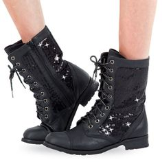 Gia-Mia Kombat Shoes Just For Kix.... this is so something i would wear