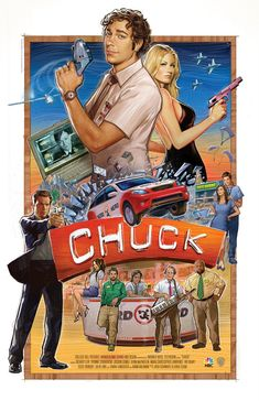 Chuck~~!