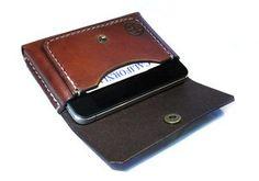 Pigment - Edison MFG Co. Leather Flap Iphone Case, $90.00 (http://www.shoppigment.com/edison-mfg-co-leather-flap-iphone-case/)
