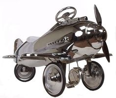 Awesome! Plane Pedal Car pedal car, storytel toy