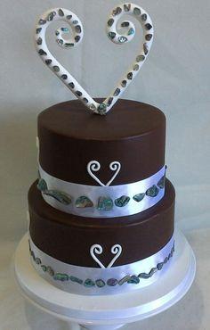Sweet Art Cake Design Hawkes Bay : wedding cake ideas on Pinterest Beach Weddings, Cake ...