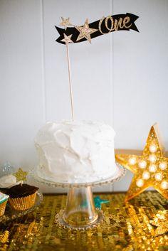 Simple Smash Cake fo