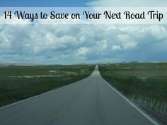 Save money on your next road trip from HowDoesShe.com