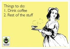 Is this you? Happy Friday #FairTrade-rs! #coffee #TGIF #fun