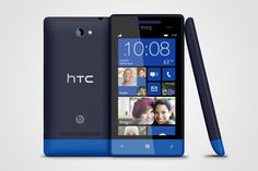 #HTC officially unveiled smartphones 8X and 8S running Windows Phone 8