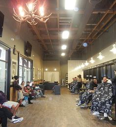 Barber Shop Chula Vista : Mooses Barber Shop and Shave on Pinterest